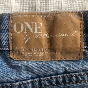 One Teaspoon Shorts - ONE TEASPOON - Bandit Pacifica shorts, 28